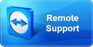 Remote Support Website Button