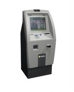 Self Service Bank ATM